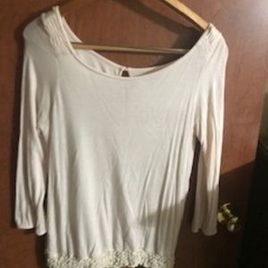 American Eagle Med Blouse